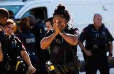 Mỹ: Xả súng bên ngoài một quán bar ở Texas, 1 cảnh sát thiệt mạng