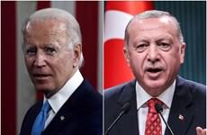Ông Erdogan đang thử ông Biden với đề nghị mua máy bay F-16?
