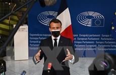 Tổng thống Macron cần 'France 2030' để bảo vệ niềm tin chiến thắng