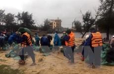 Mưa trên diện rộng, Thừa Thiên-Huế có nguy cơ xảy ra lũ quét, sạt lở