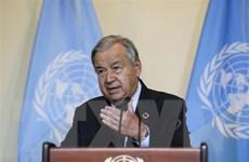 Tổng Thư ký Liên hợp quốc cảnh báo một cuộc chạy đua vũ trang mới