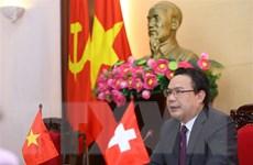 Chia sẻ kinh nghiệm về thúc đẩy an ninh việc làm Việt Nam-Thụy Sĩ