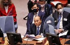 Chủ tịch nước sẽ dự phiên thảo luận mở cấp cao về hợp tác LHQ và AU