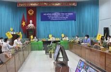 Hội đồng Nhân dân tỉnh An Giang thông qua 6 nghị quyết quan trọng