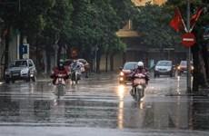 Không khí lạnh tăng cường, Đông Bắc Bộ và Hà Nội chuyển mưa rét