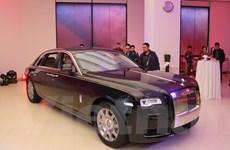 [Photo] Cận cảnh Rolls-Royce Ghost Series II giá 19 tỉ đồng ở Việt Nam
