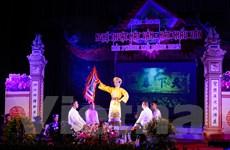 Hải Phòng: Khai mạc liên hoan nghệ thuật hát Văn và Chầu văn