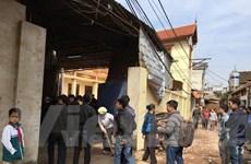 Vụ thảm sát tại Thạch Thất: Triệu tập một nghi phạm