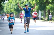 Hơn 3.000 người sẽ chạy vì cuộc sống xanh sạch đẹp do TTXVN tổ chức