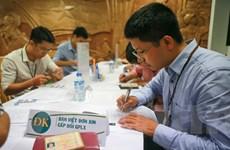 Hà Nội: Đổi giấy phép lái xe tại cơ quan, doanh nghiệp trong 10 phút