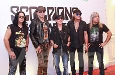 Ban nhạc lừng danh Scorpions sang Việt Nam: Muộn còn hơn không