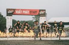 Hà Nội: Cuối tuần vượt qua thử thách cùng Champion Dash 2016