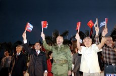 """""""Với tôi, có cảm giác như Fidel Castro vẫn còn mãi mãi"""""""