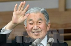 Nhà vua và Hoàng hậu Nhật Bản dự kiến thăm Việt Nam vào cuối tháng Hai