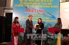 Việt Nam bàn giao các hiện vật chiến tranh cho Hoa Kỳ