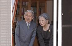 Những hình ảnh rất dung dị của Nhật hoàng Akihito và Hoàng hậu