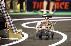 Lộ diện quán quân chiến thắng cuộc thi điều khiển xe không người lái