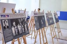Ảnh của TTXVN đọat Giải thưởng Nhà nước và Hồ Chí Minh qua các thời kỳ