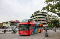Hành trình trải nghiệm xe buýt 2 tầng City Tour đầu tiên ở Hà Nội