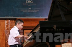 Gala CEG Music Festival 2017: Đánh thức tài năng âm nhạc nhí