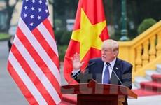 Nhìn lại 2 ngày của Tổng thống Hoa Kỳ Donald Trump tại Hà Nội
