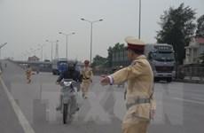 Hà Nội: Bị giữ phương tiện vi phạm, đi tố bị dàn cảnh cướp xe máy