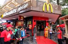 Khám phá nhà hàng thức ăn nhanh McDonald's đầu tiên tại Hà Nội