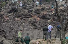 Khởi tố, bắt tạm giam chủ 'kho đạn' phát nổ ở Bắc Ninh