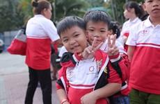 Mái ấm gia đình Việt mang Tết đến cho 1.500 trẻ em khó khăn