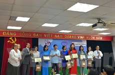 36 tác phẩm được vinh danh tại Lễ trao Giải thưởng Báo chí về trẻ em