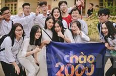 Khóc cười cùng học sinh Việt Đức trong ngày chia tay lứa 10x đầu tiên
