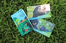 Ra mắt hai cuốn sách đặc biệt bảo vệ loài gấu Việt Nam