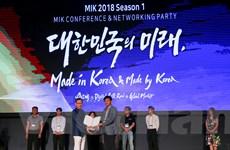 [Photo] Toàn cảnh sự kiện MIK 2018 tại Hàn Quốc