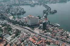 Hà Nội: Toàn cảnh cầu vượt An Dương hơn 300 tỷ đồng sắp được thông xe
