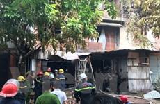 Xác minh danh tính nạn nhân thiệt mạng tại vụ cháy Trung Văn