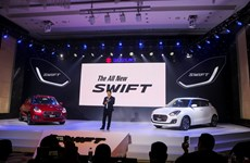 Suzuki Swift phiên bản mới giá từ 499 triệu đồng chính thức ra mắt