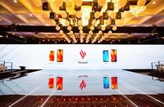 Lộ diện sân khấu hoàng tráng trước thềm ra mắt 4 điện thoại Vsmart