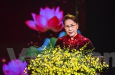 Khẳng định ý nghĩa chính trị - xã hội của Giải thưởng 'Búa liềm vàng'