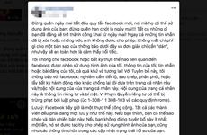 Trò lừa 'công khai ảnh riêng tư' đang tràn ngập trên Facebook