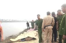 Hòa Bình: Đi tắm sông Đà, 8 học sinh đuối nước tử vong thương tâm