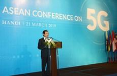 5G sẽ là lĩnh vực hợp tác trọng tâm của Đông Nam Á