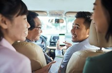 FPT 'bắt tay' Grab để phát triển giao thông thông minh ở Việt Nam