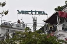 Viettel đã triển khai lắp đặt trạm 5G đầu tiên tại Việt Nam