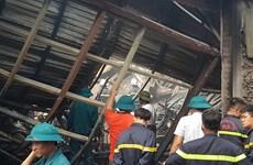 Người sống sót sau vụ cháy ở Hà Nội kể về giây phút thoát khỏi tử thần