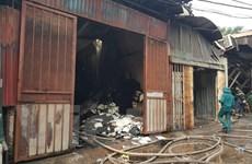 Đau xót 4 người trong gia đình cùng tử vong trong đám cháy ở Hà Nội