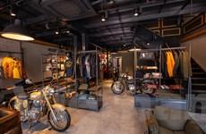 Hãng môtô Royal Enfield khai trương cửa hàng chính thức tại Hà Nội