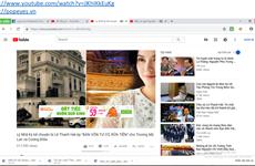 Yêu cầu 21 thương hiệu dừng quảng cáo trong clip vi phạm trên YouTube