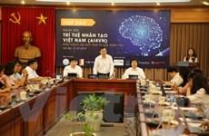 Ngày hội Trí tuệ nhân tạo Việt Nam 2019 sẽ thu hút 2.000 người tham dự