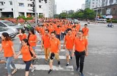 10.000 nhân viên FPT chinh phục 13 vòng Trái Đất để gây quỹ từ thiện