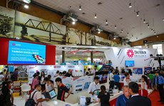 Doanh nghiệp Đài Loan khoe công nghệ tiên tiến tới thị trường Việt